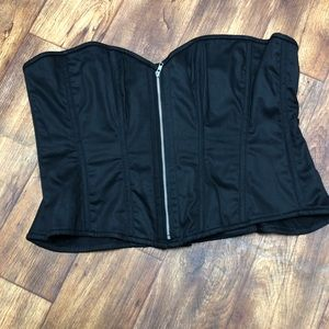 Daisy Corsets Intimates & Sleepwear - NWT Top Drawer by Daisy Corset Bustier 6x 46-49